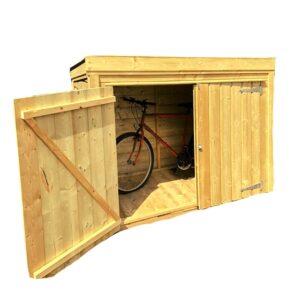Bike Shed Storage for Bicyle