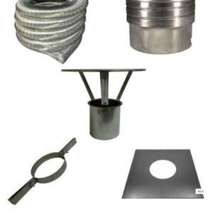 Flexi Flue Kit