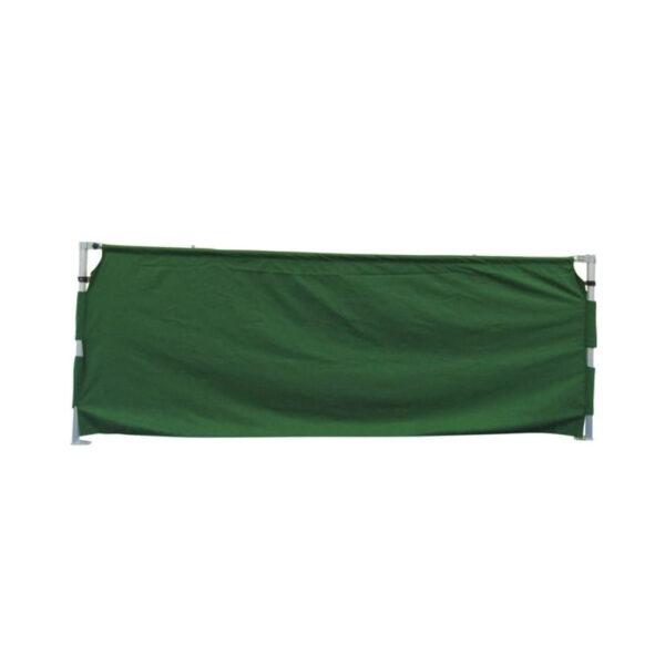 Green Half Wall