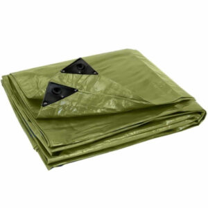 Green 560gsm PVC Tarpaulin