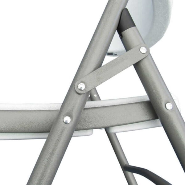 Side view of Folding Chair