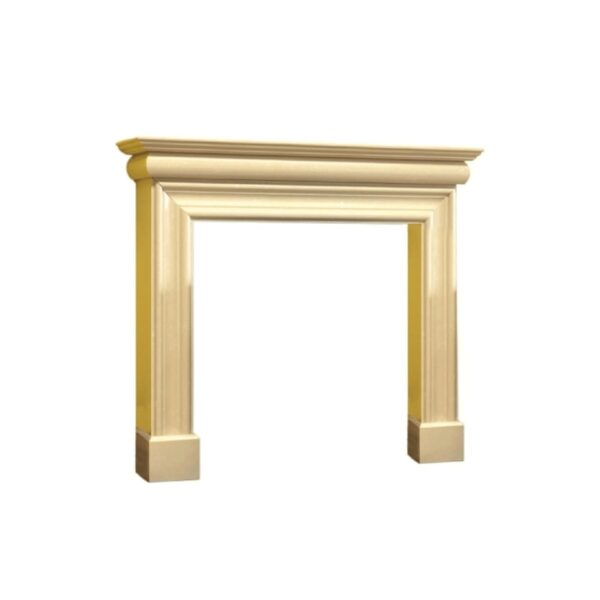 Wexford Fireplace Surround on a plain white Background